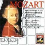 """Mozart: Missa solemnis """"Waisenhausmesse"""""""