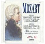 Mozart: Overtures; Sinfonia concertante; Symphony No. 25
