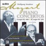 Mozart: Piano Concerto KV 488 & KV 595