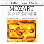 Mozart: Piano Concerto No. 21, K. 467; Piano  Concerto No. 23, K. 488