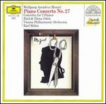 Mozart: Piano Concerto No. 27; Concerto for 2 pianos