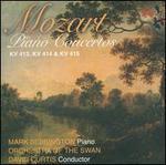 Mozart: Piano Concertos, K.413-415
