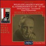 Mozart: Piano Concertos, KV491 & KV595