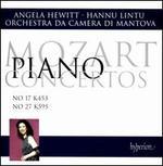 Mozart: Piano Concertos No. 17 K 453, No. 27 K595