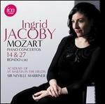 Mozart: Piano Concertos Nos 14 & 27; Rondo K. 382
