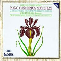 Mozart: Piano Concertos Nos. 20 & 21 - English Baroque Soloists; Malcolm Bilson (fortepiano)