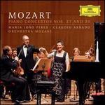 Mozart: Piano Concertos Nos. 20 & 27 - Ludwig van Beethoven (candenza); Maria João Pires (piano); Wolfgang Amadeus Mozart (candenza); Orchestra Mozart; Claudio Abbado (conductor)