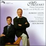 Mozart: Piano Concertos Nos. 22, K482 & No. 23, K488