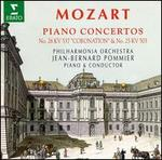 "Mozart: Piano Concertos Nos. 26 ""Coronation"" & 25 - Jean-Bernard Pommier (piano); Philharmonia Orchestra; Jean-Bernard Pommier (conductor)"