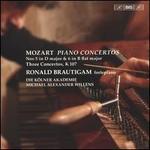 Mozart: Piano Concertos Nos. 5 in D major & 6 in B flat major; Three Concertos, K 107