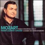 Mozart: Piano Concertos Nos. 6, 15 & 27