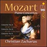 Mozart: Piano Concertos, Vol. 6