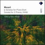 Mozart: Piano Duets; Sonata for 2 Pianos
