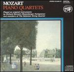 Mozart: Piano Quartet