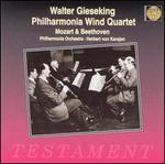 Mozart: Quintet in E flat major; Sinfonia concertante; Beethoven: Quintet in E flat major