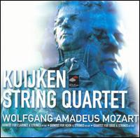 Mozart: Quintets KV 581 & 407; Quartet KV 370 - François Fernandez (viola); Kuijken String Quartet; Lorenzo Coppola (clarinet); Marleen Thiers (viola);...