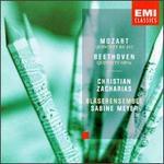 Mozart: Quintett KV 452; Beethoven: Qunitett Op. 16