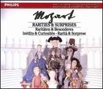 Mozart: Rarities and Surprises