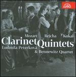 Mozart, Rejcha, Kukal: Clarinet Quintets