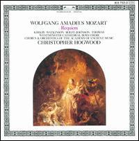 Mozart: Requiem K.626 - Anthony Rolfe Johnson (tenor); Carolyn Watkinson (contralto); David Thomas (bass); Emma Kirkby (soprano);...