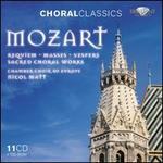 Mozart: Requiem; Masses; Vespers; Sacred Choral Works (CDs 4-6 of 11)