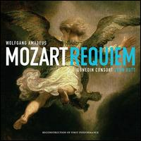 Mozart: Requiem - Joanne Lunn (soprano); Matthew Brook (bass); Rowan Hellier (alto); Thomas Hobbs (tenor); Dunedin Consort (choir, chorus);...