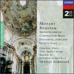 Mozart: Sacred Music