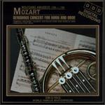 Mozart: Sensuous Concert For Horn And Oboe