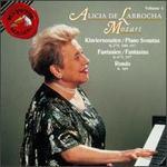 Mozart: Sonata In C/Fantasia In D/Sonata In F/Rondo In D/Fantasia In C/Sonata In C