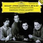 Mozart: String Quartets K. 387 & 421