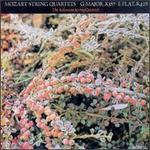 Mozart: String Quartets, K387 & K428