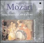 Mozart: String Quartets KV 458 & KV 465