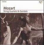 Mozart: String Quartets & Quintets