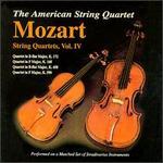 Mozart: String Quartets, Vol. 4
