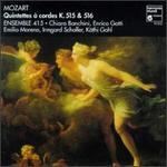 Mozart: String Quintets, K515 & K516