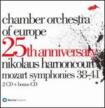 Mozart: Symphonies 38-41 [Includes Bonus CD]