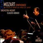 Mozart: Symphonies Nos 29, 33, 35, 38, 41