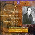 Mozart: Symphonies Nos. 34, 36 & 39