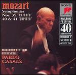 "Mozart: Symphonies Nos. 35 ""Haffner"", 40 & 41 ""Jupiter"""