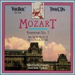 Mozart: Symphonies, Vol. 1