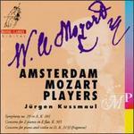 Mozart: Symphony No. 29; Concerto for 2 pianos, K365; Concerto for piano and violin, K315f
