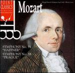 """Mozart: Symphony No. 35 """"Haffner""""/Symphony No. 38 """"Prague"""""""
