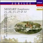 Mozart: Symphony Nos.25, 26, 27, 29 & 32