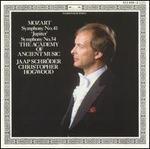 Mozart: Symphony Nos. 41 & 34