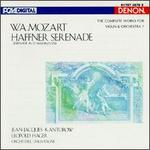 Mozart: The Complete Works for Violin & Orchestra 7