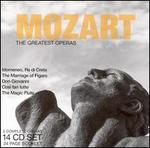 Mozart, The Greatest Operas - Alfredo Kraus (vocals); Andrea Snarski (vocals); Antonio Liviero (vocals); Carla Virgili (vocals); Dimiter Petkov (vocals);...