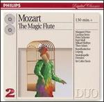 Mozart: The Magic Flute - Ann Murray (vocals); Armin Ude (vocals); Frank Hoher (vocals); Friedemann Klos (vocals); Hanna Schwarz (vocals); Heinz Reeh (vocals); Kurt Moll (vocals); Luciana Serra (vocals); Margaret Price (vocals); Maria Venuti (vocals); Marie McLaughlin (vocals)