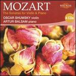 Mozart: The Sonatas for Violin & Piano