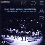 Mozart: Violin Concertos 1, 2 & 4; Rondo in C; Adagio in E