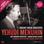 Mozart: Violin Concertos [ICA Classics]